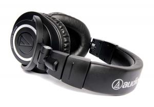 Audio-technica ATH-M50x ausinės