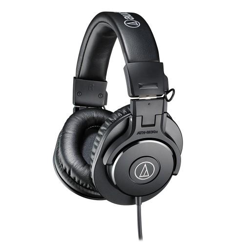 Ausinės Audio-technica ATH-M30x ausinės