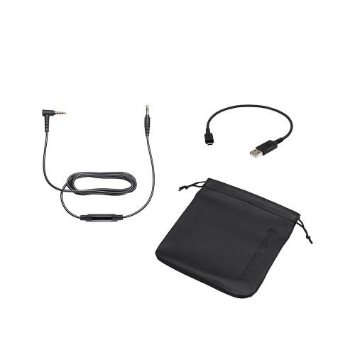 Audio-technica ATH-M50xBT belaidės ausinės