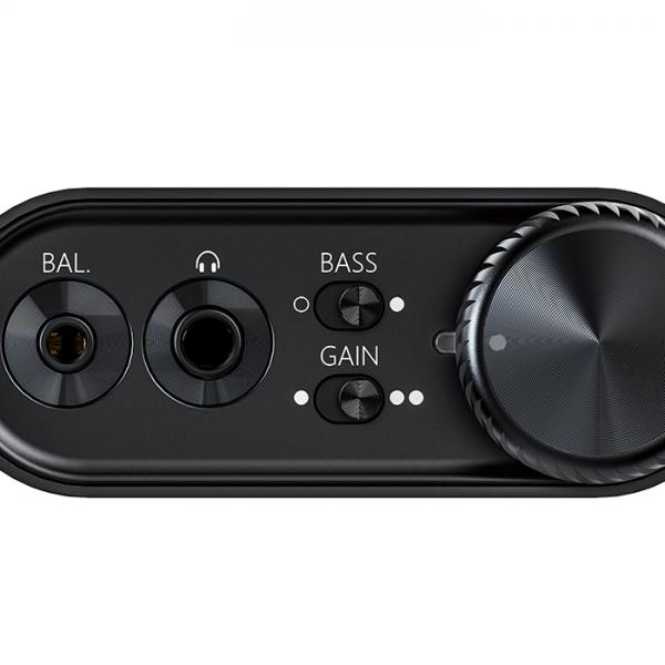 FiiO K3 išorinė garso korta (USB DAC)