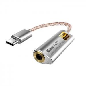 iBasso DC01 ausinių stiprintuvas