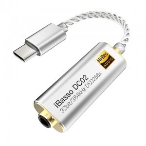 iBasso DC02 ausinių stiprintuvas
