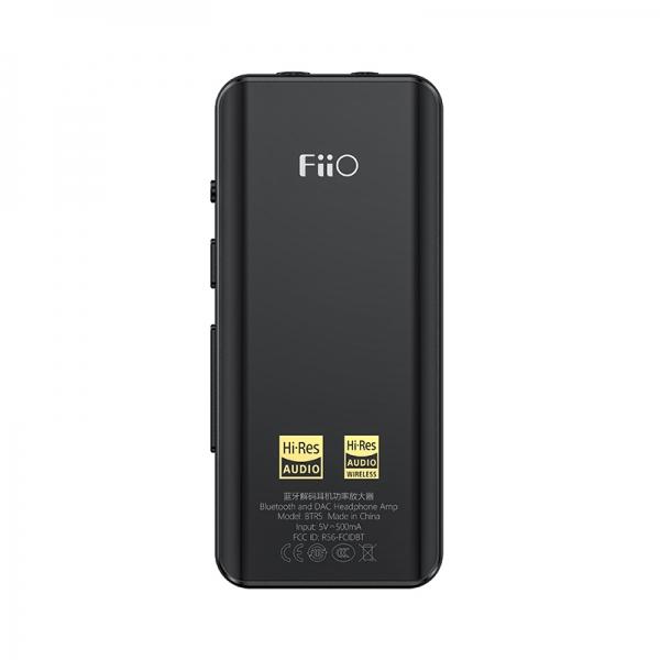 FiiO BTR5 Bluetooth adapteris