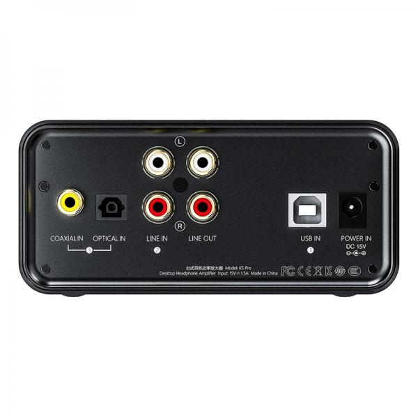 FiiO K5 Pro ausinių stiprintuvas